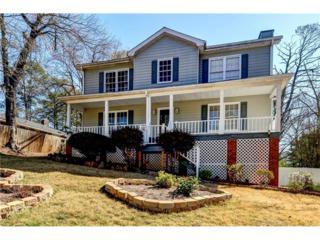 5964 Old Town Place, Norcross, GA 30093 (MLS #5818279) :: North Atlanta Home Team
