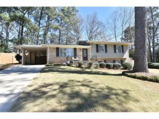 2735 Pioneer Court, Chamblee, GA 30341 (MLS #5818496) :: North Atlanta Home Team