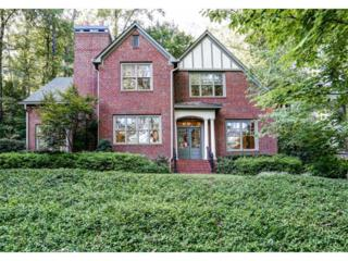 899 Clifton Road NE, Atlanta, GA 30307 (MLS #5818511) :: North Atlanta Home Team
