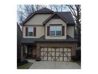 521 Broughton Drive, Canton, GA 30114 (MLS #5818587) :: North Atlanta Home Team