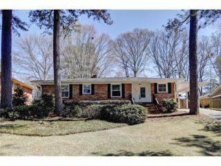 2229 Fairway Circle NE, Brookhaven, GA 30319 (MLS #5818844) :: North Atlanta Home Team