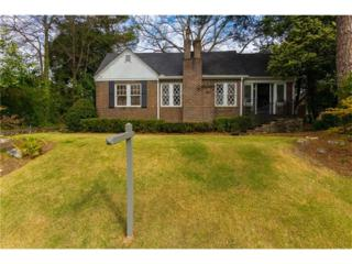 772 Adair Avenue NE, Atlanta, GA 30306 (MLS #5818854) :: The Zac Team @ RE/MAX Metro Atlanta