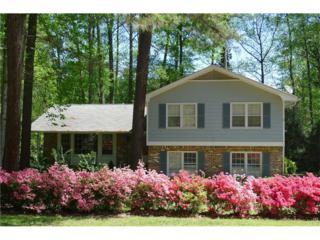 1204 Verdon Drive, Dunwoody, GA 30338 (MLS #5818955) :: North Atlanta Home Team