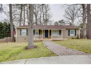 2089 Nancy Circle SE, Smyrna, GA 30080 (MLS #5819008) :: North Atlanta Home Team