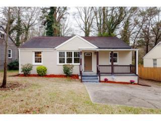 2451 Hillside Avenue, Decatur, GA 30032 (MLS #5819029) :: North Atlanta Home Team