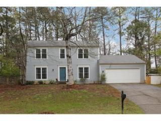 2230 Laurel Mill Way, Roswell, GA 30076 (MLS #5819119) :: North Atlanta Home Team