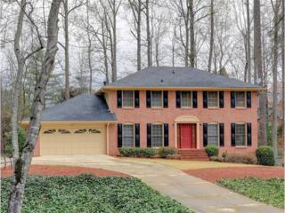 2346 N Peachtree Way, Dunwoody, GA 30338 (MLS #5819143) :: North Atlanta Home Team