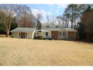 545 Tollwood Drive, Roswell, GA 30075 (MLS #5819188) :: North Atlanta Home Team
