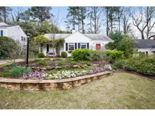 1238 University Drive NE, Atlanta, GA 30306 (MLS #5819275) :: The Zac Team @ RE/MAX Metro Atlanta