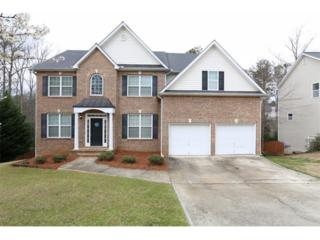 4874 Brown Leaf Drive, Powder Springs, GA 30127 (MLS #5819285) :: North Atlanta Home Team