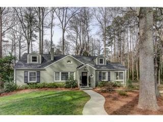3334 Pretty Branch Drive SE, Smyrna, GA 30080 (MLS #5819351) :: North Atlanta Home Team