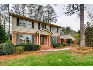 1400 Holly Bank Circle, Dunwoody, GA 30338 (MLS #5819405) :: North Atlanta Home Team