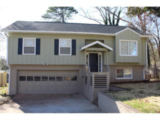 1477 Peachcrest Court, Decatur, GA 30032 (MLS #5819442) :: North Atlanta Home Team
