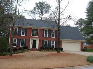 2812 Regents Park Lane, Marietta, GA 30062 (MLS #5819535) :: North Atlanta Home Team
