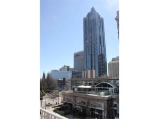 400 W Peachtree Street NW #707, Atlanta, GA 30308 (MLS #5819551) :: North Atlanta Home Team
