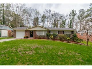1691 Wawona Terrace NE, Brookhaven, GA 30319 (MLS #5819615) :: North Atlanta Home Team