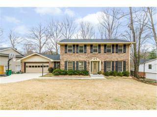 451 Ridgewater Drive, Marietta, GA 30068 (MLS #5819749) :: North Atlanta Home Team