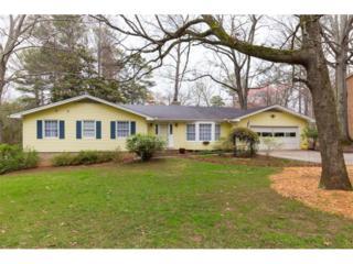 2811 Lower Roswell Road, Marietta, GA 30068 (MLS #5819765) :: North Atlanta Home Team
