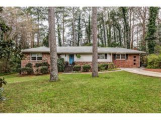 509 Hilderbrand Drive, Sandy Springs, GA 30328 (MLS #5819924) :: North Atlanta Home Team
