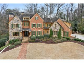 785 Lovette Lane NE, Atlanta, GA 30342 (MLS #5820025) :: North Atlanta Home Team