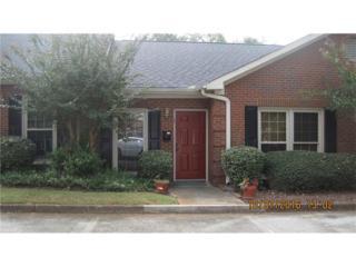 540 Powder Springs Street E31, Marietta, GA 30064 (MLS #5820131) :: North Atlanta Home Team