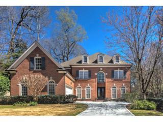 1043 Mill Overlook NE, Brookhaven, GA 30319 (MLS #5820254) :: North Atlanta Home Team