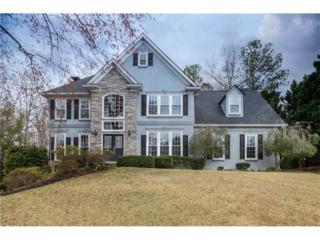 2125 Brook Pond Court, Alpharetta, GA 30005 (MLS #5820317) :: North Atlanta Home Team