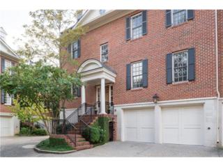 1262 Bellaire Lane NE #7, Brookhaven, GA 30319 (MLS #5820362) :: North Atlanta Home Team