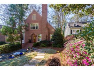 361 Delmont Drive NE, Atlanta, GA 30305 (MLS #5820406) :: North Atlanta Home Team