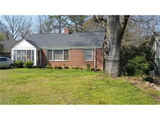 1119 S Candler Street, Decatur, GA 30030 (MLS #5820442) :: North Atlanta Home Team