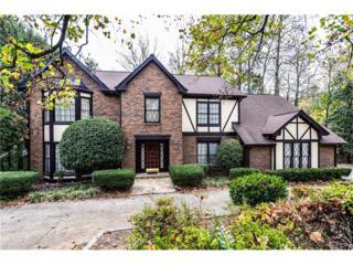 100 Breakwater Circle, Sandy Springs, GA 30328 (MLS #5820467) :: North Atlanta Home Team
