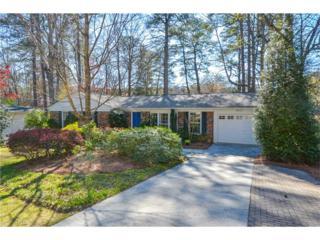 1226 Vista Valley Drive NE, Atlanta, GA 30329 (MLS #5820498) :: North Atlanta Home Team
