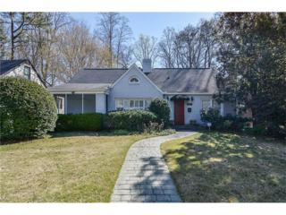 1095 N Virginia Avenue NE, Atlanta, GA 30306 (MLS #5820820) :: The Zac Team @ RE/MAX Metro Atlanta