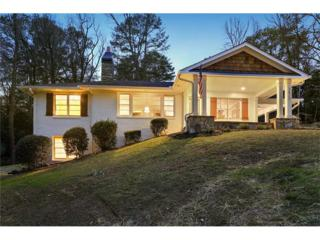 3820 Hillcrest Drive SE, Smyrna, GA 30080 (MLS #5820881) :: North Atlanta Home Team