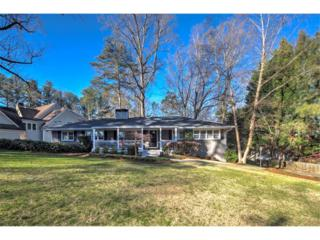 633 Valley Green Drive NE, Atlanta, GA 30342 (MLS #5821179) :: North Atlanta Home Team