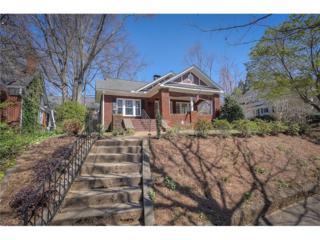 1287 N Morningside Drive NE, Atlanta, GA 30306 (MLS #5821241) :: North Atlanta Home Team