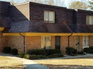 155 Peyton Place SW #155, Atlanta, GA 30311 (MLS #5821342) :: North Atlanta Home Team