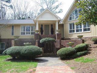 115 Woodcrest Drive, Cartersville, GA 30120 (MLS #5821349) :: North Atlanta Home Team