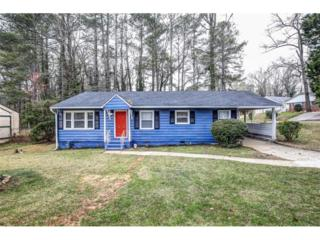1823 Shirley Street SW, Atlanta, GA 30310 (MLS #5821357) :: North Atlanta Home Team