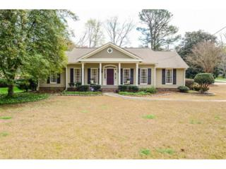 1033 W Nancy Creek Drive NE, Brookhaven, GA 30319 (MLS #5821510) :: North Atlanta Home Team