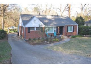 1760 Helen Drive NE, Atlanta, GA 30306 (MLS #5821574) :: North Atlanta Home Team