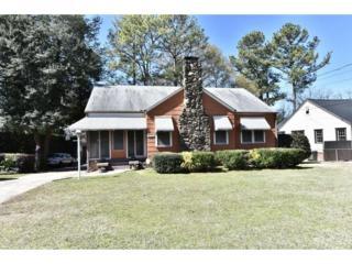 975 Bouldercrest Drive SE, Atlanta, GA 30316 (MLS #5821597) :: North Atlanta Home Team