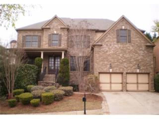440 Oak Valley Circle SE, Smyrna, GA 30082 (MLS #5821605) :: North Atlanta Home Team