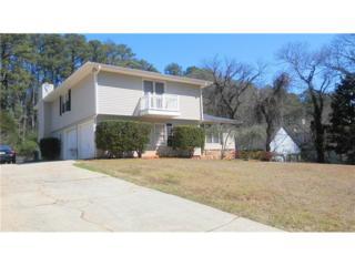 4856 Fieldgreen Drive, Stone Mountain, GA 30088 (MLS #5821639) :: North Atlanta Home Team