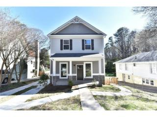 114 Hickory Street, Decatur, GA 30030 (MLS #5821645) :: North Atlanta Home Team