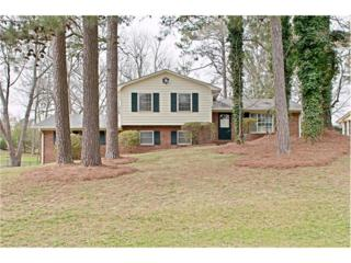 2679 Ridgewood Drive, Marietta, GA 30066 (MLS #5821734) :: North Atlanta Home Team