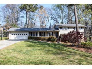 4963 Springfield Drive, Dunwoody, GA 30338 (MLS #5821955) :: North Atlanta Home Team