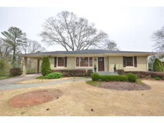 348 Hilderbrand Drive, Atlanta, GA 30328 (MLS #5822017) :: North Atlanta Home Team