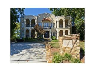 856 Briarcliff Road NE #20, Atlanta, GA 30306 (MLS #5822046) :: North Atlanta Home Team