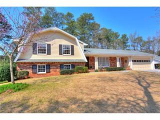 4770 Cambridge Drive, Dunwoody, GA 30338 (MLS #5822112) :: North Atlanta Home Team